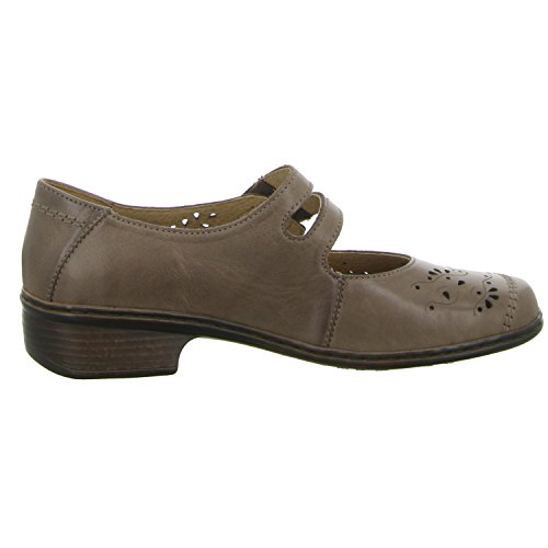Shirtinstyle Semi marrone Chiuseuomo Scarpa Donna 52723 38 Pavimenti Di Jenny 22 Extra Marrone braun Comfort Y8RqRO