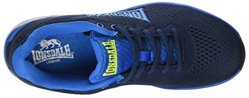 navy Blue Lonsdale Multisport Chaussures Bleu Lisala Outdoor Homme reflex YHqBCw