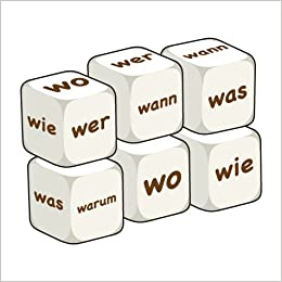 German Question Words (pack of 6 dice): Word Dice: Amazon.es: Derone, Stephane, Thomas, Susan: Libros en idiomas extranjeros