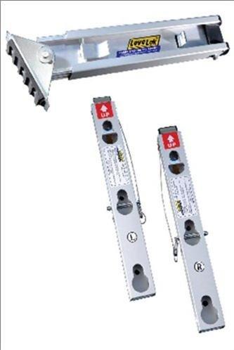 Quick Connect Ladder Leveler Kit