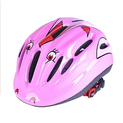 Equipo de ciclismo Casco de seguridad, casco de protección aerodinámico integrado para deportes al aire libre, adecuado...