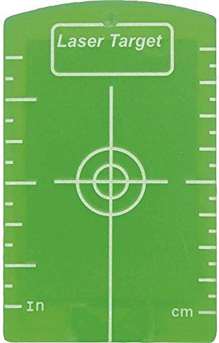 Umarex magné tique Objectif de plaque (Vert), 1 piè ce, 023.65 A 1pièce 023.65A Laserliner 023.65A