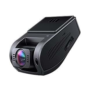 aukey 4k dash cam with 6 lane wide angle lens. Black Bedroom Furniture Sets. Home Design Ideas