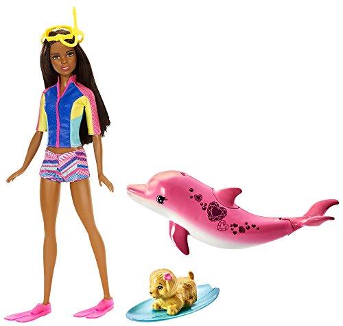 Magic Barbie (Barbie Dolphin Magic Snorkel Doll)