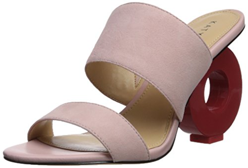 Katy Perry Women's The Rosemarie Heeled Sandal Rose gEmi4dQ