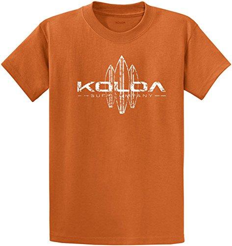0794aa50454a3 Koloa Surf Co. Vintage Surfboard Logo T-Shirts in Size X-Large - Buy Online  in Oman.