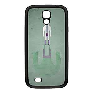 8Bit - Marvel Hulk Black Silicon Rubber Case for Galaxy S4 by DevilleArt + FREE Crystal Clear Screen Protector