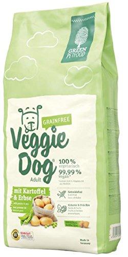 Green Petfood Veggie Dog grainfree - getreidefrei vegetarisch / vegan