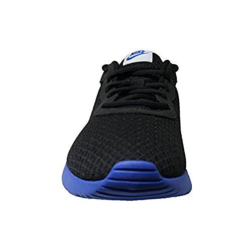 Nike Heren Tan Premium Zwart / Wit / Hyper Kobalt