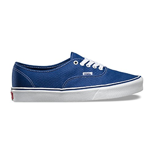 Vans Unisex Authentic Lite (Canvas) Skate Shoe Navy Y3dzaY