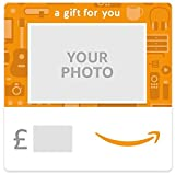 Upload Your Photo - Shopping Icons -  Amazon.co.uk eGift Vouch