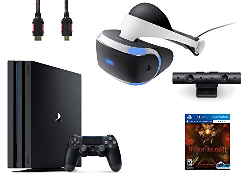 PlayStation-VR-Bundle-4-ItemsVR-HeadsetPlaystation-CameraPS4-Pro-1TBVR-game-disc-PSVR-Until-Dawn-Rush-of-Blood