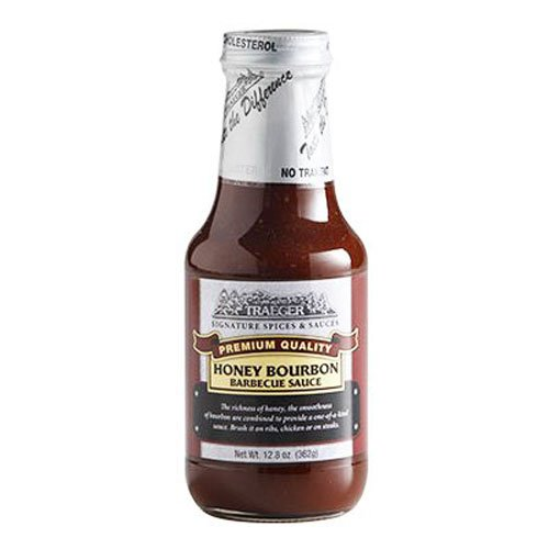 Traeger Pellet Grills SAUCE BOURBN12 8 product image