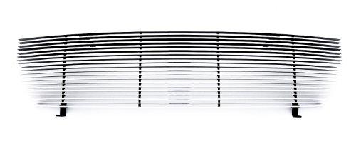 (TRex Grilles 20580 Horizontal Aluminum Polished Finish Billet Grille Bolt-on for Ford Expedition)