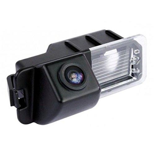 Akhan CAM06-9 - Color reversing camera parking aid camera license plate light akhan-tuning CAM06-666