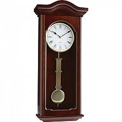 Kassel™ Quartz Pendulum Wall Clock
