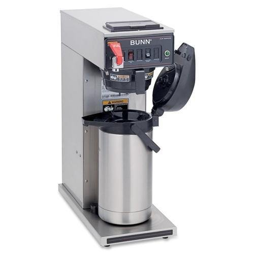 230010006 BUNN CWTF15-APS Brewer - 1370 W - 1 Cup(s) - Stainless Steel