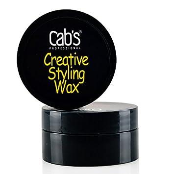 ccee2b9351 Amazon.com  Cab s Professional Creative Styling Wax (80ml)  Beauty