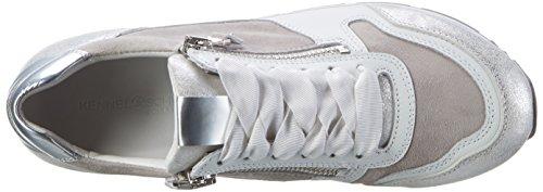 Kennel und Schmenger Schuhmanufaktur Rock - Zapatillas Mujer Weiß (white/bianco/light Sohle Grau)
