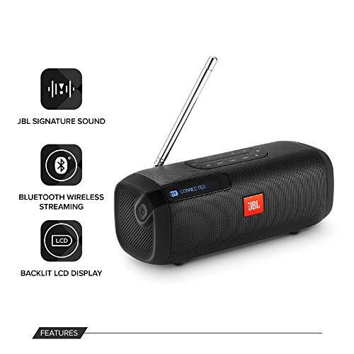 JBL Tuner Portable Bluetooth Speaker