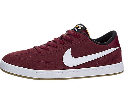 Nike Fc Shoe (Nike SB FC Classic, Team Red / White-black, 11 D(M) US)