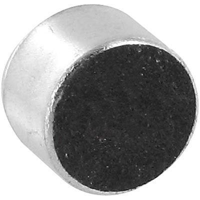 ICC / Intervox MEO-96PD-04-583 , Microphone; 20 to 16000 Hz; 4.5 V; 0.8 mA (Max.); 9.7 mm x 6.7 mm