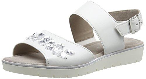 Gabor Hoshi - Sandalias Mujer blanco (White Leather)