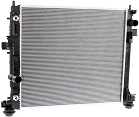 CPP Radiator for 2013-2015 Cadillac ATS 2.5L
