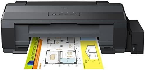 Epson EcoTank ET-14000 - Impresora Color (inyección de Tinta, con tecnología Micro Piezo), Color Negro