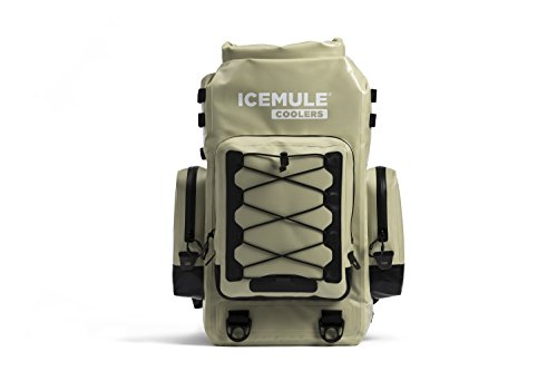 IceMule Coolers - ''The BOSS'' Premium Portable Outdoor Cooler & Backpack, 30 Liters- Sand by IceMule Coolers