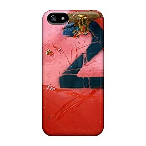New Premium MeSusges Two Skin Case Cover Excellent Fitted For Iphone 5/5s