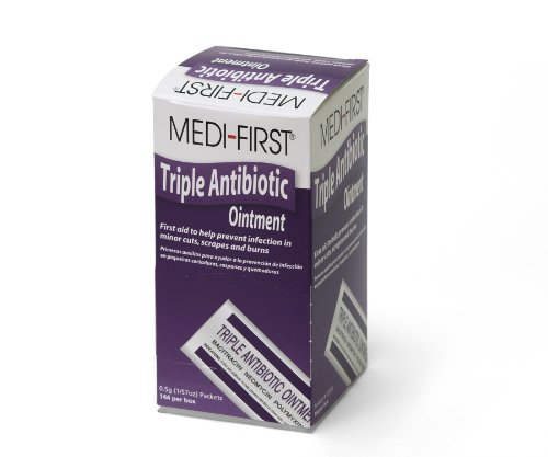 Medique Products 22335 Triple Antibiotic Ointment.5 Gram