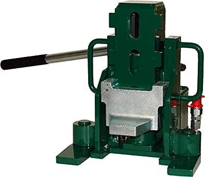 Hilman 10-ton Capacity Deluxe Hydraulic Toe-Jack