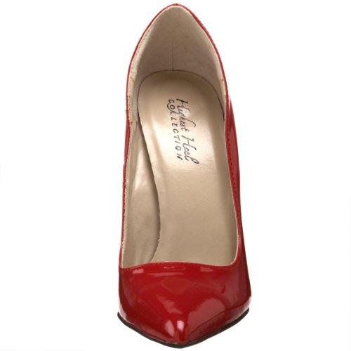Red Patent Hottie Heel Stiletto The Highest Women's 0XBUWq