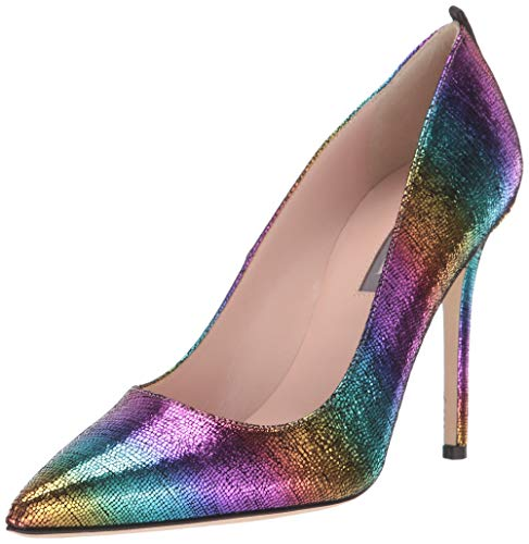- SJP by Sarah Jessica Parker Women's Fawn Pointed Toe Dress Pump Godspell 40 Medium EU (9.5 US)