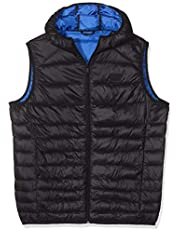 Jack & Jones Erkek Spor Jile Jjebomb Body Warmer Hood
