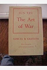 THE ART OF WAR, SUN TZU Translated by GRIFFITH (1963) BUSINESS MIL STRATEGIES Hardcover