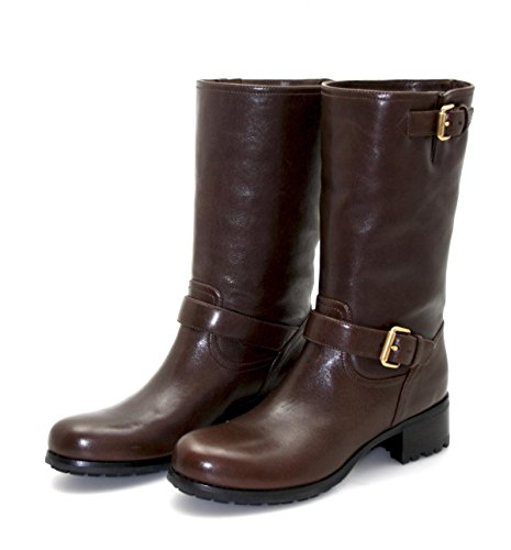 3U5593 Leather Women's 3U5593 Prada Boots Leather Prada Women's qPXwn1f