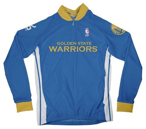 Amazon.com   NBA Golden State Warriors Women s Long Sleeve Cycling Away  Jersey a38df2c377