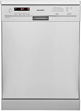 Sharp Home Appliances QW-GT21F472I Independiente 12cubiertos A++ ...