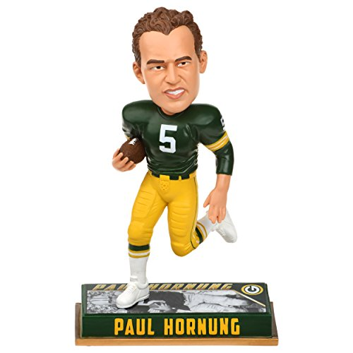 Used, Forever Collectibles Green Bay Packers Paul Hornung for sale  Delivered anywhere in USA