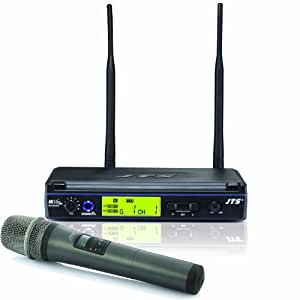 jts jts hhs2 handheld wireless microphone musical instruments. Black Bedroom Furniture Sets. Home Design Ideas