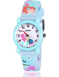Gifts for 4 5 6 7 8 9 10 Year Old Girls, Mico Girl Watch...