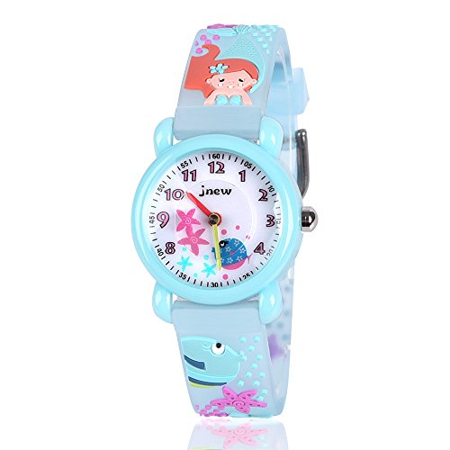 Gifts for 4 5 6 7 8 9 10 Year Old Girls, Mico Girl Watch Toys for 3-10 Year Old Girl Gift Birthday Present