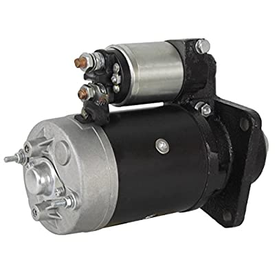 NEW STARTER MOTOR FITS OLIVER TRACTOR 1250A 1255 1265 1270 2-50 30-3043509 303043509: Automotive