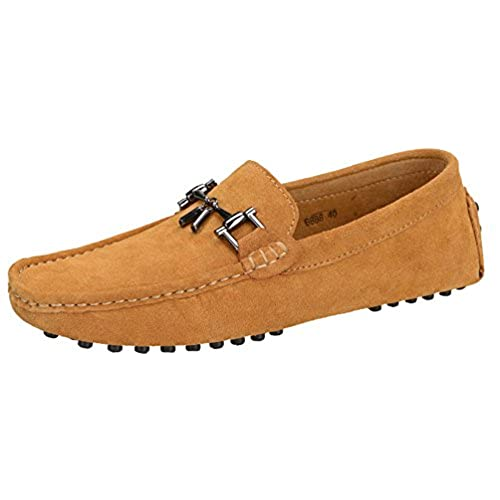 6888 Mens Slip-on Casual Extraordinary Loafers Moccasins Driver Leather Shoes