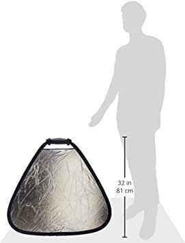 Sunlite//Soft Silver 1.2 m Lastolite by Manfrotto TriGrip Large Reflector