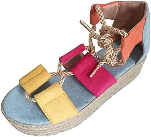 570f5a2e8f702 Shopping Green - 2 Stars & Up - Platforms & Wedges - Sandals - Shoes ...