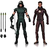"""CW/'s LEGENDS OF TOMORROW ACTION FIGURE ~ Mattel DC Multiverse ~ 6/"""" THE ATOM"""