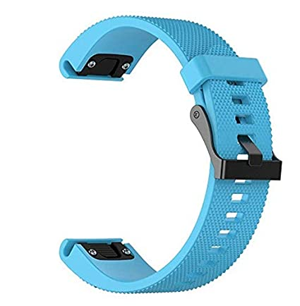 Vicstar Garmin Fenix 5S Plus Reloj de Pulsera, Smart Watch Pulsera Correa de Cierre Rápido para Hombre Mujer Multicolor Watch Pulsera para Garmin Fenix 5S ...